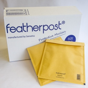 Featherpost Mail Bags Size H (270 x 360mm)