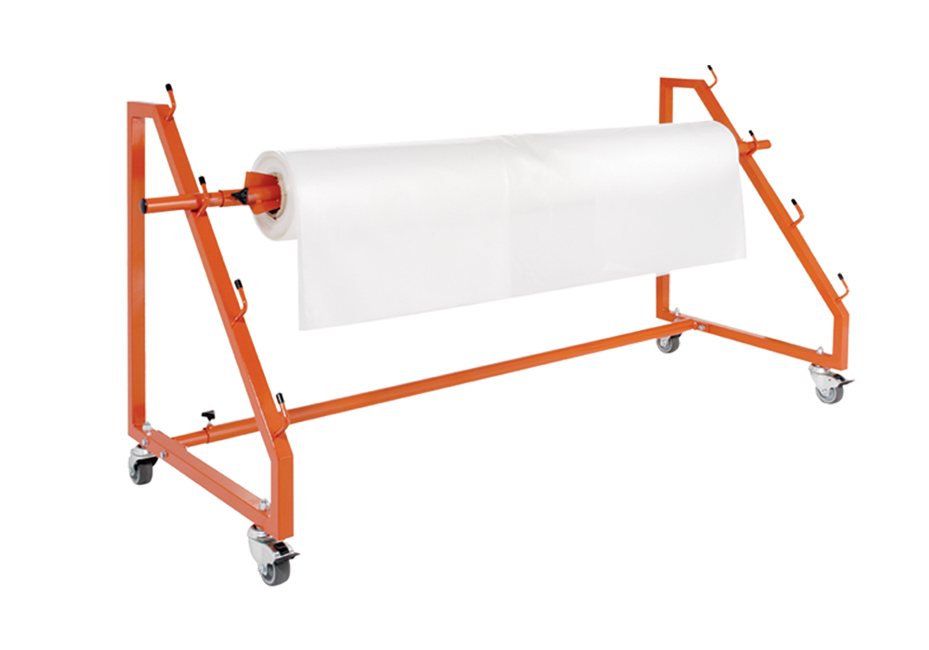 Mobile Roll Dispenser Extra Spindle Your One Stop