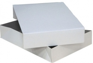 A4 Printer's Ream Box (Tray and Lid)