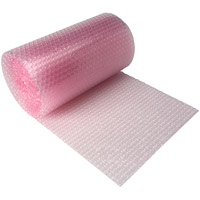 Anti Static Bubblewrap (Small Bubbles)