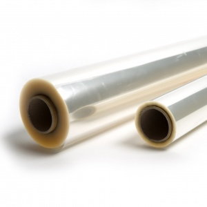 Clear Polypropylene Flower Wrap