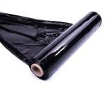 Black Stretch Wrap 25 Micron