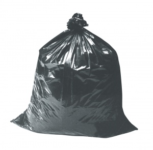 Small Black Refuse Bags
