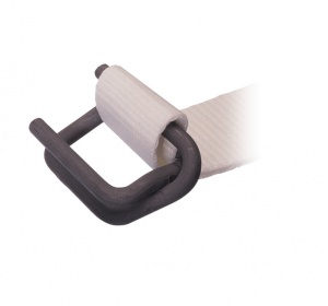 Sheradised Metal Strapping Buckles 12mm